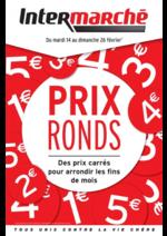 Prospectus  : Prix ronds : des prix carrés pour arrondir les fins de mois