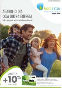 Folhetos BemEstar Coruche : Agarre o dia com outra energia