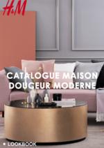 Promos et remises  : Catalogue maison Douceur moderne