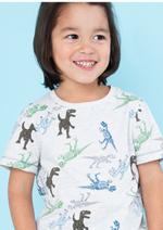 Catalogues et collections C&A : La collection Petits dinosaures pour garçon