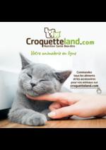 Promos et remises  : Croquetteland.com