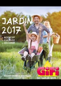 Prospectus Gifi SAVERNE : Jardin 2017