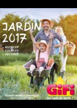 Promos et remises  : Jardin 2017