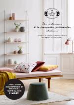 Catalogues et collections Søstrene Grene : Un intérieur à la française, printanier et fleuri