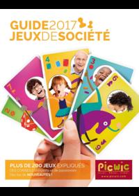 Guides et conseils Picwic STE GENEVIÈVE DES BOIS : Jeux de société - guide 2017