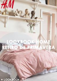Catálogos e Coleções H&M Almada Forum : Lookbook Home - Retiro de Primavera