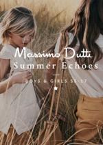 Promos et remises  : Lookbook Summer Echoes