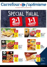 Prospectus Carrefour AULNAY SOUS BOIS : Spécial Halal