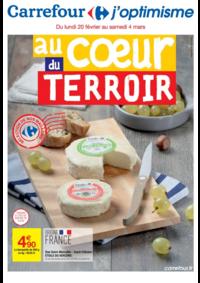 Prospectus Carrefour ANGERS C.C Grand Maine : Au coeur du terroir