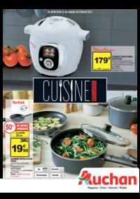 Prospectus Auchan AVRILLE : Cuisine gourmande