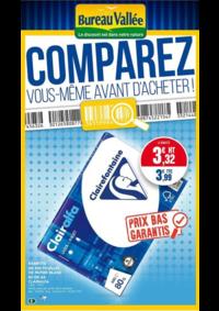 Prospectus Bureau Vallée - Redon : Comparez vous même avant d'acheter !
