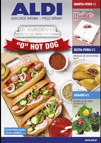 Folhetos Aldi Carregado : O HOT DOG