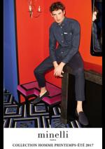 Promos et remises  : La collection homme printemps été 2017