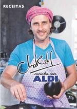 Promoções e descontos  : Chakall cozinha com produtos ALDI