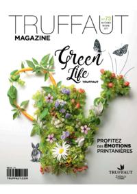 Journaux et magazines Truffaut Baillet-en-France : Green Life