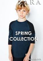Catálogos e Coleções ZARA : Lookbook boy Spring collection