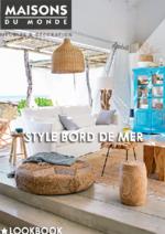 Catalogues et collections Maisons du Monde : Style Bord de mer