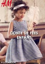 Promos et remises  : Lookbook enfant Conte de fées