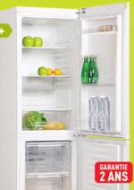 Catalogues et collections ELECTRO DEPOT : Le réfrigérateur HighOne à 189,98€