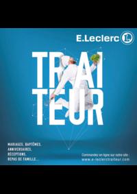 Prospectus E.Leclerc PERRUSSON : Traiteur