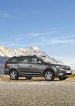 Catalogues et collections Dacia : Découvrez la Série Limitée Stepway Explorer