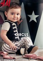 Promoções e descontos  : Lookbook Circus