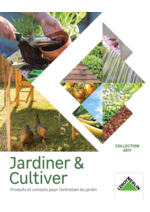 Catalogues et collections Leroy Merlin : Jardiner & Cultiver collection 2017