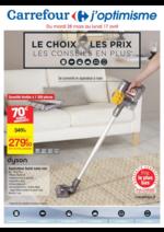 Prospectus Carrefour : Le choix & les prix, les conseils en plus