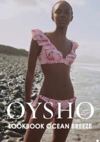 Catálogos e Coleções Oysho Almada Forum : Lookbook Ocean Breeze