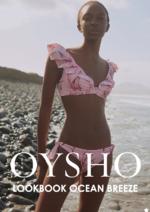 Catálogos e Coleções Oysho : Lookbook Ocean Breeze