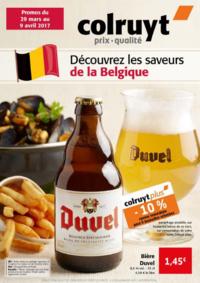 Prospectus Colruyt CARLING : Découvrez les saveurs de la Belgique