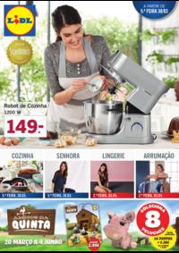 Folhetos Lidl Alcochete : Promoções 30 março a 5 abril