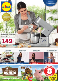 Folhetos Lidl Gondomar : Promoções 30 março a 5 abril