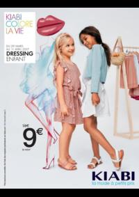 Prospectus Kiabi MONTIGNY LES CORMEILLES : Dressing enfant
