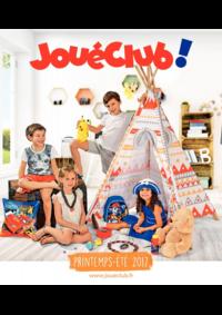 Catalogues et collections JouéClub PARIS-17 : Le catalogue printemps été 2017