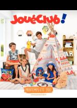 Catalogues et collections JouéClub : Le catalogue printemps été 2017