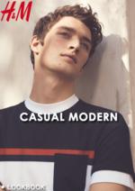 Promoções e descontos  : Lookbook Casual Modern