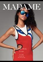 Journaux et magazines Air France : MADAME Avril Mai 2017