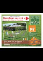 Prospectus Carrefour Market : Rendez-vous au jardin