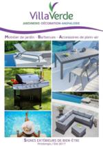 Promos et remises  : Mobilier de jardin, barbecues, accessoires de plein-air