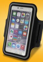 Catalogues et collections ELECTRO DEPOT : Brassard sport smartphone jusqu'à 5.1'' à 5,93€