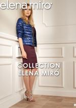 Catálogos e Coleções Elena Miró : Collection Elena Miró