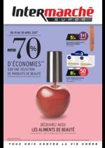 Prospectus Intermarché Super : Les secrets de beauté