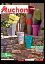 Prospectus Auchan : Tout pour votre jardin