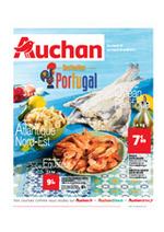 Prospectus Auchan : Destination Portugal