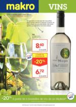 Prospectus Makro : Vins