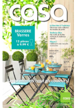 Prospectus Casa : Un printemps haut en couleurs !