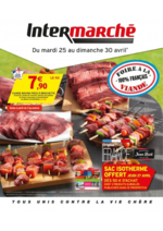 Prospectus Intermarché Super : Foire à la viande - 100% français