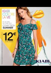 Prospectus Kiabi Sainte Geneviève des Bois : Welcome Summer