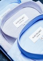 Catalogues et collections Alain Figaret : L'incontournable du vestiaire : la chemise bleue